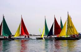 Kết thúc giải đua thuyền buồm Bà Rịa - Vũng Tàu mở rộng