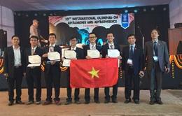 Việt Nam đoạt giải Olympic về Thiên văn học và Vật lý thiên văn