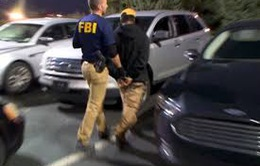 FBI giải cứu 82 trẻ em khỏi đường dây buôn người