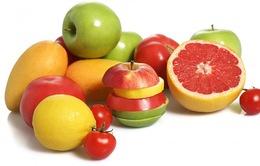 Chiêu phân biệt hoa quả chín ép cực dễ dàng