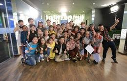 Giám khảo Vietnam Idol Kids giảm bớt căng thẳng cho các thí sinh nhí