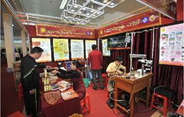 Bảo Tín Minh Châu triển lãm trang sức tại Hội chợ thời trang Việt Nam 2015