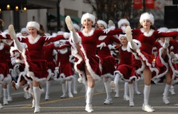 Canada tổ chức lễ diễu hành mừng Giáng sinh lần thứ 13