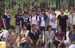 Giao lưu học sinh sinh viên Việt Nam - Nhật Bản