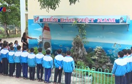Kon Tum: Giáo dục về biển đảo cho học sinh vùng cao