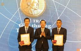 3 nhà khoa học xuất sắc nhận giải thưởng Tạ Quang Bửu năm 2016