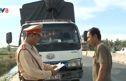 Gần 100 doanh nghiệp vận tải Quảng Ngãi cam kết thực hiện an toàn giao thông
