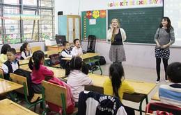 Giáo viên nước ngoài được cấp phép dạy tại cơ sở giáo dục phổ thông