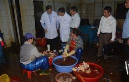 Khánh Hòa: Khó khăn trong quy hoạch các khu giết mổ gia súc, gia cầm