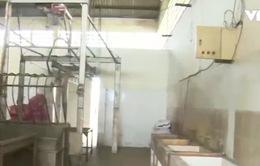 Phú Yên: Lò giết mổ tiền tỷ để… mạng nhện chăng