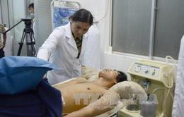 Bác sĩ từ TP.HCM tham gia cứu chữa nạn nhân vụ nổ súng ở Đăk Nông