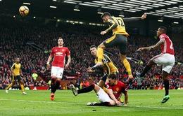 VIDEO Man Utd 1-1 Arsenal: Đánh rơi chiến thắng phút chót