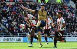 """Sunderland - Arsenal: Khi """"viện binh"""" Giroud trở lại (18h30 ngày 29/10)"""