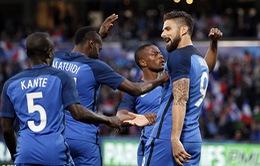 Bảng A EURO 2016: Pháp đi tiếp, chờ Romania, Albania gây bất ngờ