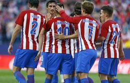 VIDEO, Atl Madrid 7-1 Granada: Carrasco rực sáng, Atletico vững ngôi đầu