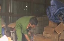Bắt giữ vụ phá rừng quy mô rất lớn tại đập Thủy điện Đồng Nai 5