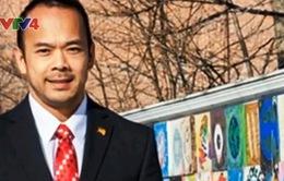 Người gốc Việt tranh cử làm dân biểu bang Massachusetts, Mỹ