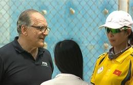 Góc nhìn của chuyên gia Brazil về đội tuyển bóng chuyền bãi biển Việt Nam