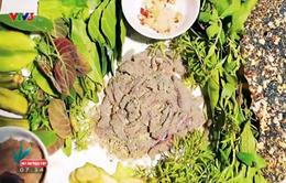Đến Bắc Giang thưởng thức món gỏi cá mè ngon nức tiếng