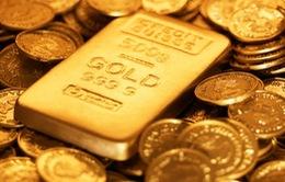Giá vàng tăng mạnh nhất trong 4 năm