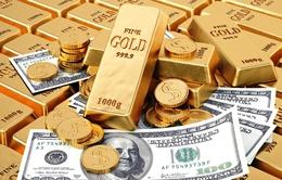 Giá vàng châu Á xuống mức thấp nhất của 7 tuần