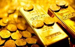 Giá vàng thế giới tăng cao kỷ lục trong gần 1 năm qua