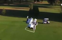 Martin Jetpack P12 - Ba lô phản lực tiện dụng cho sân golf