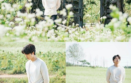 Tài tử Train to Busan khoe ảnh đẹp long lanh trong phim mới
