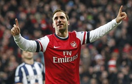 """Chuyển nhượng ngày 22/7: Arsenal """"sống lại"""" cơ hội sở hữu Higuain, Chelsea sẽ có Cavani của PSG"""
