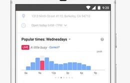 Google Maps cập nhật tính năng hỗ trợ người dùng trong dịp Black Friday
