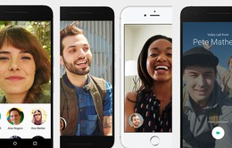 Google Duo chính thức ra mắt để cạnh tranh với FaceTime của Apple