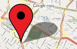 Google Maps cập nhật chế độ giúp người dùng tìm đường khi lái xe