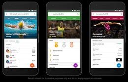 Google tối ưu hóa công cụ tìm kiếm dành cho Olympic 2016