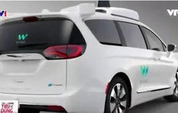 Google ra mắt hình ảnh đầu tiên của chiếc xe tải tự lái Waymo