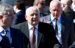 Ukraine cấm cựu Tổng thống Liên Xô Gorbachev nhập cảnh
