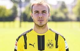 """Xem màn thử thách """"hóa tượng"""" thú vị của các sao Dortmund"""