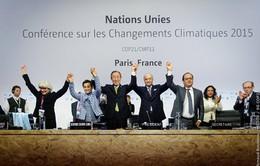 EU nhất trí phê chuẩn thỏa thuận khí hậu Paris