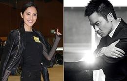 Hoa hậu Hong Kong Trần Khải Lâm phủ nhận sống chung với Trịnh Gia Dĩnh