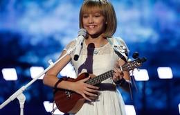 Hậu duệ Taylor Swift trở thành Quán quân trẻ nhất trong lịch sử America's Got Talent