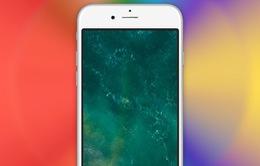 Tải ngay ảnh nền iOS 10 mới nhất trên iPhone