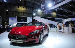 Dàn siêu xe đẳng cấp quy tụ tại Triển lãm ô tô quốc tế Việt Nam 2016