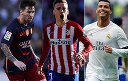 FIFA chốt 3 đề cử giải Cầu thủ xuất sắc nhất năm 2016