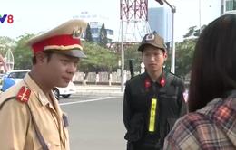 Đà Nẵng: Xây dựng hình ảnh thân thiện của lực lượng CSGT