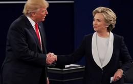 Ông Trump, bà Clinton tiếp tục công kích nhau sau cuộc tranh luận