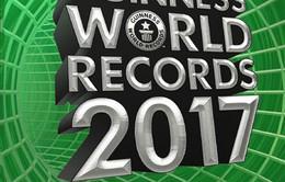 Ngóng chờ ngày ra mắt cuốn sách Kỷ lục Guinness thế giới 2017