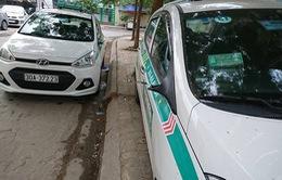 Hàng loạt ô tô bị mất gương ở Hà Nội