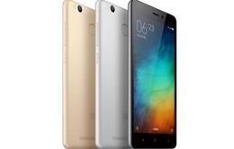 """Redmi 3X và Redmi 3S - Bộ đôi smartphone giá rẻ, pin """"khủng"""" của Xiaomi trình làng"""