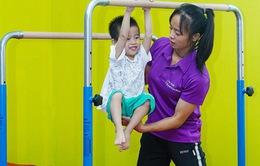 Tập Gym cho trẻ 4 tháng tuổi