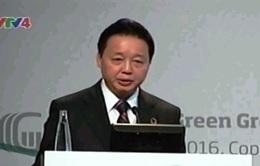 Việt Nam cam kết thúc đẩy hợp tác công tư hướng tới tăng trưởng xanh