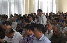 ĐBQH Hà Nội tiếp xúc cử tri Đông Anh, Long Biên